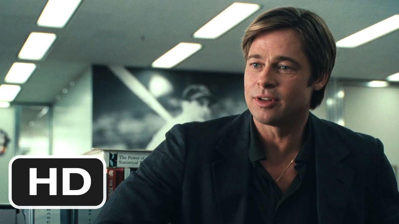 Moneyball (2011) Movie Trailer - HD - Brad Pitt