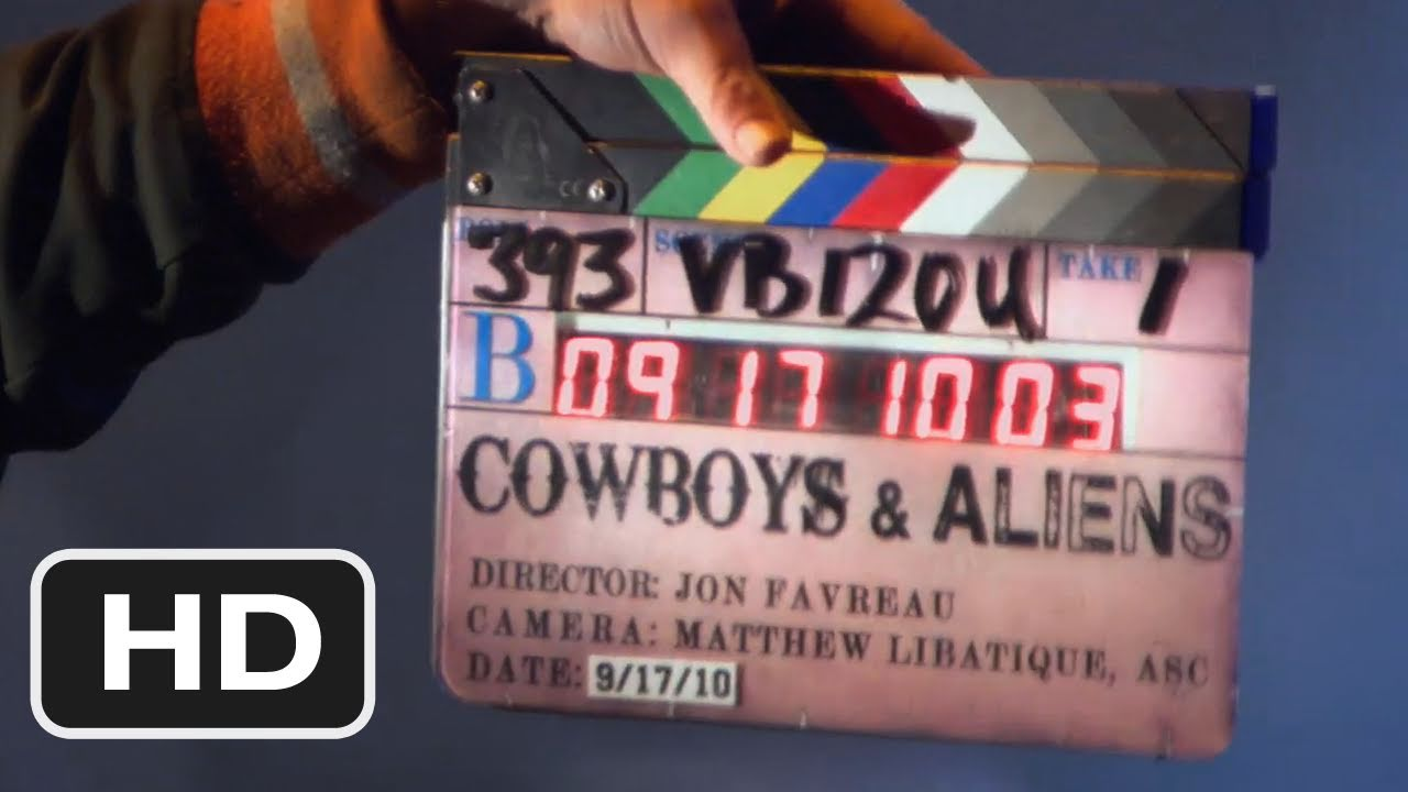 Cowboys and Aliens (2011) Behind The Scenes Movie Featurette HD