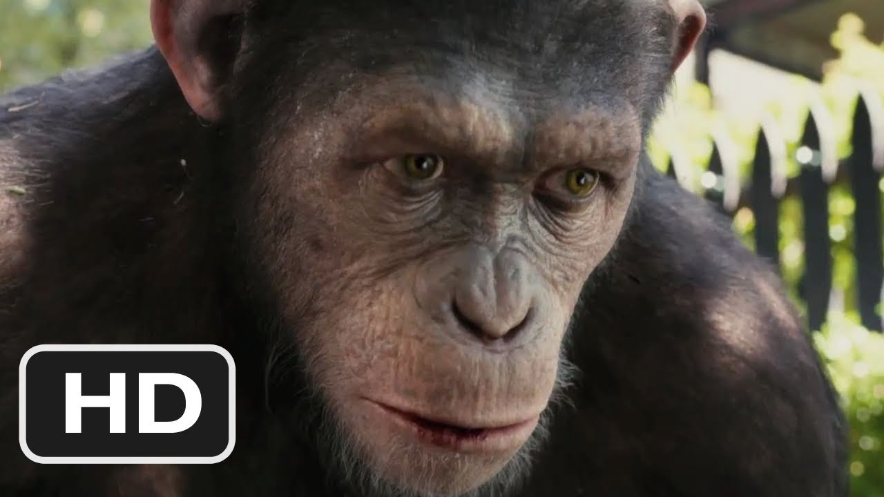 Rise of the Planet of the Apes International Trailer (2011)